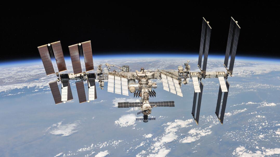 Kosmiczne śmieci minęły Międzynarodową Stację Kosmiczną o niewiele ponad kilometr