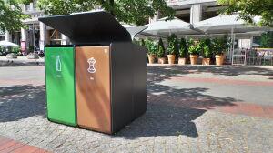 Gdzie papier, gdzie szkło? Radny: jak pojemniki na śmieci mają odróżnić niewidomi