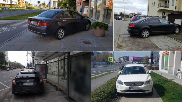 Problem z parkowaniem w Warszawie tvnwarszawa.pl/ Kontakt24