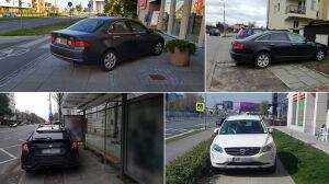Parkowanie na chodnikach. Zjawisko masowe, kary sporadyczne