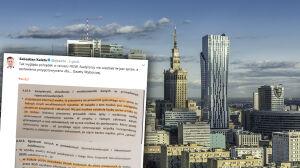 Kaleta: wyniki audytu reprywatyzacji w stolicy są druzgocące