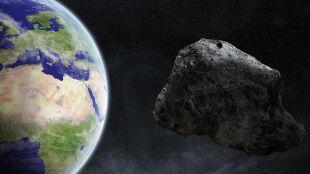 Asteroida była blisko Ziemi. Wykryto ją zaledwie pięć dni wcześniej