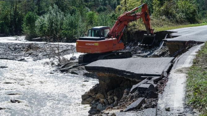 Powodzie we Włoszech. Wzrósł bilans ofiar śmiertelnych