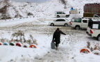 Zima zaatakowała Pakistan i Afganistan