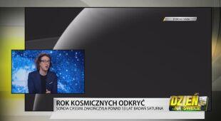 Karol Wójcicki o najważniejszych wydarzeniach astronomicznych w 2017 roku