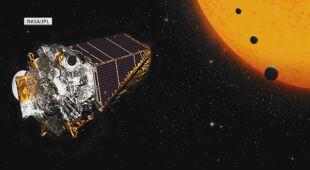 Dźwięki z Kosmosu - Keppler (NASA/JPL/soundcloud.com)