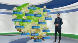 Prognoza pogody na czwartek 11.02